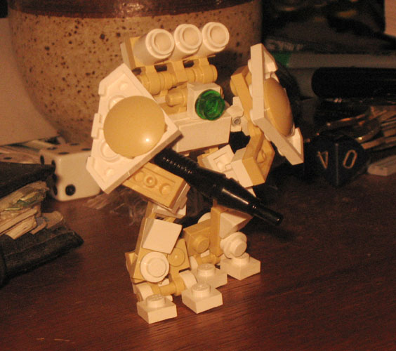 bigfoot mech